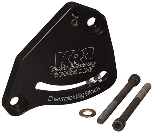 KRC Power Steering KRC 30026000 P/S Pump Brkt Block Mt BBC ()