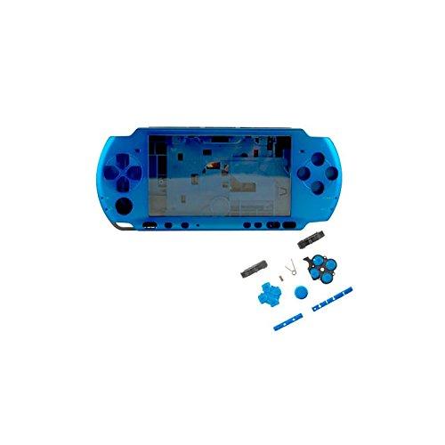 Carcasa Completa PSP 3000 Azul: Amazon.es: Electrónica