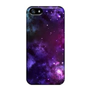 Excellent Iphone 5/5s Cases Covers Back Skin Protector Space Gasses
