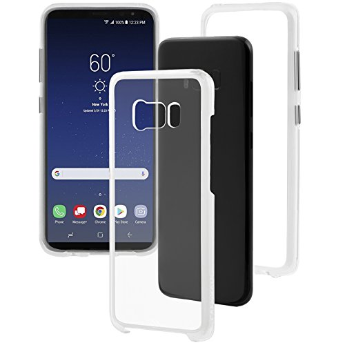 Price comparison product image Case-Mate Samsung Galaxy S8+ Case - NAKED TOUGH - Clear