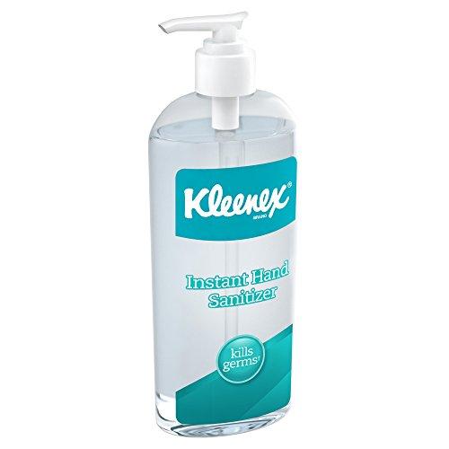 Kleenex Instant Sanitizer Citrus Bottle