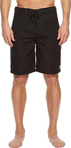 Hurley Icon Boardshorts 36 Inch Black (Hurley Icon)