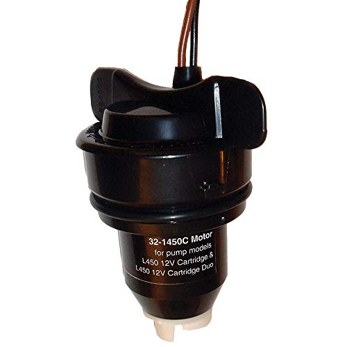Mayfair Replacement - Mayfair Replacement Cartridge Bilge Pump Motors 3/4