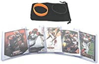 A.J. Green Football Cards, Assorted 5 Card Gift Bundle - Cincinnati Bengals Trading Cards