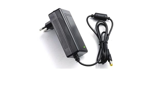 CARGADOR ESP ® Cargador Corriente 12V Compatible con Reemplazo Television Televisor TV Oki OKITV19WTD Recambio Replacement: Amazon.es: Electrónica