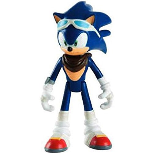 Sonic The Hedgehog Sonic Boom Sonic with Sunglasses 3