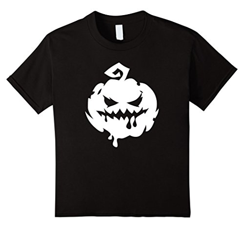 Kids Halloween Scary Pumpkin Face - Easy Halloween Costume Top 10 (Top Ten Easy Halloween Costumes)