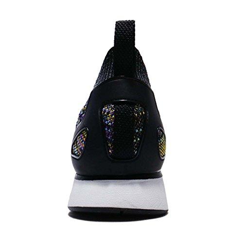 Mehrfarbig Blackblackvivid Flyknit Nike Purplebright Zoom Citron Racer Homme Mariah Air Baskets q00n81