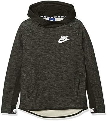 Nike B NSW Hoodie Po Av15 Ssnl Sudadera, Niños
