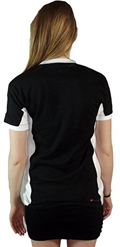 Femmes Ecosse n ° 9 T-shirt Black Medium