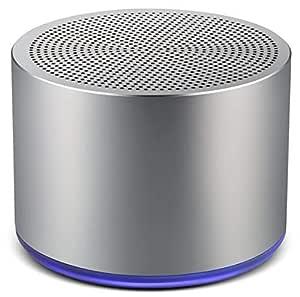 5W aluminum bluetooth speaker-Grey