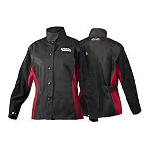 Lincoln Electric K3114-S Jessi Combs Women's Shadow Welding Jacket, Sm