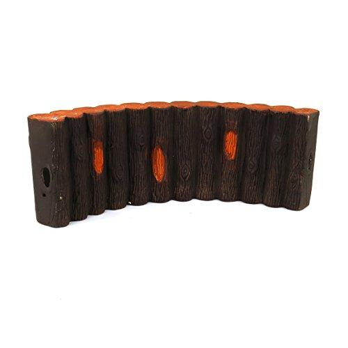 UP AQUA Ceramic Wood Wall, Large by U.P. Aqua