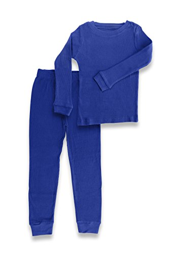 Artic Pole Boys Thermal Underwear Set 14/16 Royal Blue