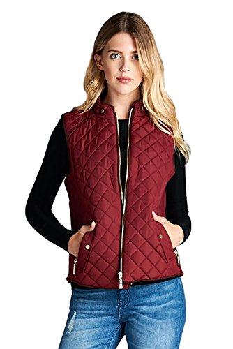 active-usa-quilted-padding-vest-with-suede-piping-details-sizes-from-s-to-3xl-burgundy-large