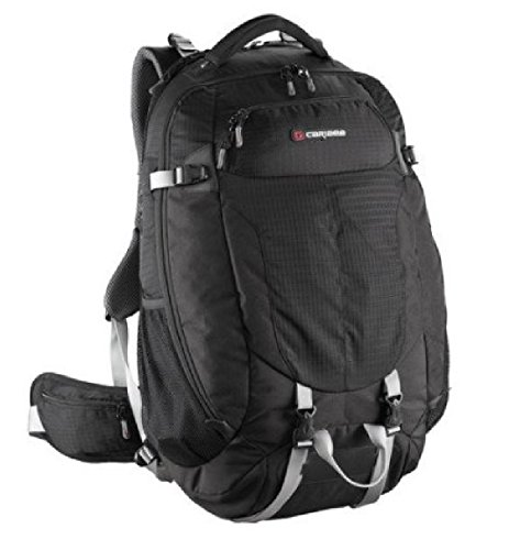caribee-short-hop-55-litre-travel-pack-black