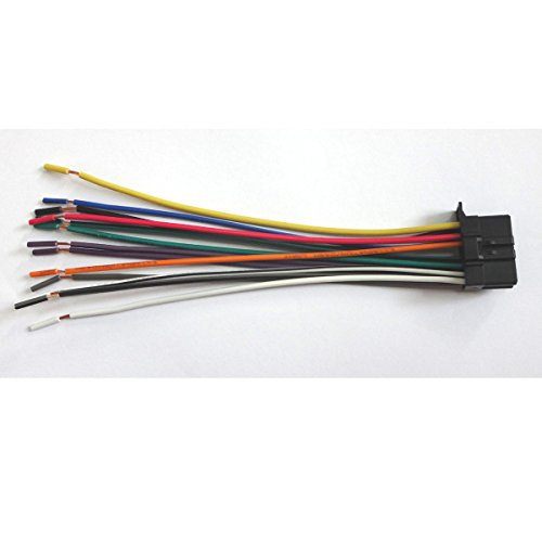415CXjwxzSL amazon com for pioneer wire harness deh p5200hd deh p6200bt deh pioneer deh-23ub wiring harness at bayanpartner.co
