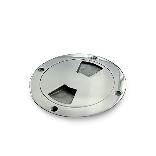 Deck Plate Only Hardware - 1