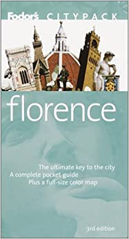 Book Fodor's Citypack Florence, 3rd Edition (Fodor's Florence's 25 Best)