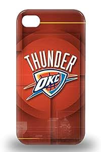 For Iphone 4/4s Premium Tpu 3D PC Case Cover NBA Oklahoma City Thunder Logo Protective 3D PC Case ( Custom Picture iPhone 6, iPhone 6 PLUS, iPhone 5, iPhone 5S, iPhone 5C, iPhone 4, iPhone 4S,Galaxy S6,Galaxy S5,Galaxy S4,Galaxy S3,Note 3,iPad Mini-Mini 2,iPad Air )
