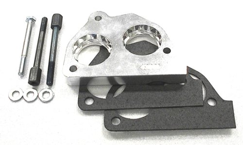 Street and Performance Electronics 43005 Helix Power Tower Plus Throttle Body Spacer 1986-1993 GM 4.3L
