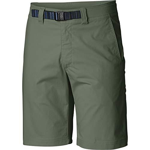 (Columbia Men's Shoals Pt. Belted Short, Cypress, 34x10)