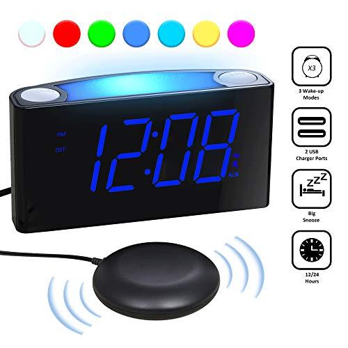 Loud vibrating Alarm Clock