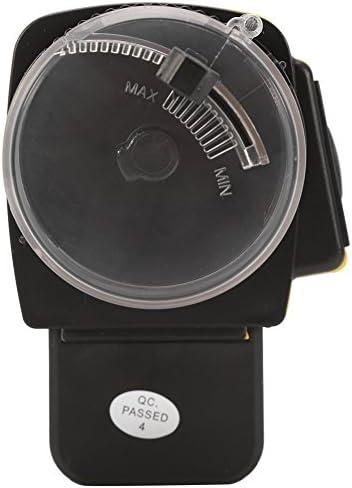 Alimentador de Peces Eléctrico Automático Temporizador Tanque de Acuario Casero 5