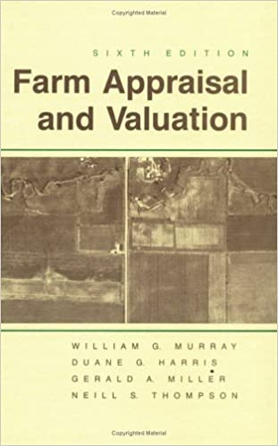 Read online Farm Appraisal and Valuation PDF, azw (Kindle), ePub
