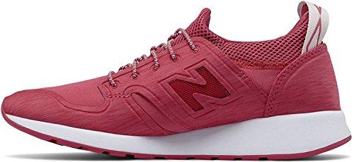 Nieuw Evenwicht Vrouwen 420 Lifestyle Fashion Sneaker Rood