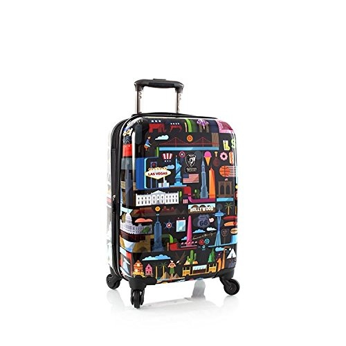 Heys America FVT USA 21' Spinner Luggage (Multicolor)