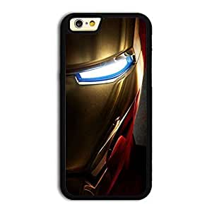 TPU iPhone 6 case protective skin cover with Iron Man design #8 by runtopwell