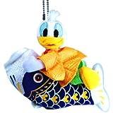 五月人形 ディズニー 鯉幟に乗ったドナルドの5月人形のぬいぐるみバッチ 東京ディズニーリゾート