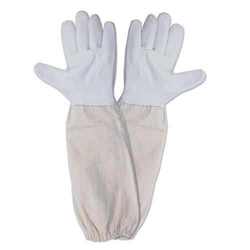 KINGLAKE® Beekeeping Gloves Goatskin A Pair of Beekeeping P