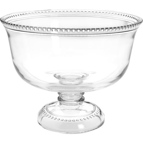 Anchor Hocking Isabella Footed Bowl Footed Centerpiece Bowl
