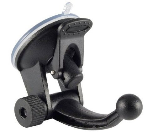 i.Trek Mini Travel Windshield Suction Cup Mount for Garmin Nuvi and Streetpilot ()