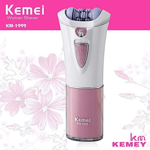 Euone  Hair Removal Machine, USB Electric Epilator Mini Lady Armpit Hair Shaver Travel Bikini Hair Removal Device