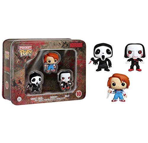 Halloween 5 Billy (Funko Pocket POP: Horror - Ghostface, Chucky, Billy Toy)
