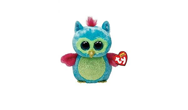 5d6a51a3027 Ty Beanie Boos Opal - Owl (Justice Exclusive) by Ty  Amazon.ca  Toys   Games