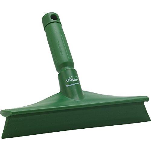 VIKAN Green 10″ Polypropylene Bench Squeegee