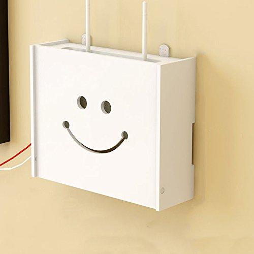 yazi Router Storage Floating Smiling