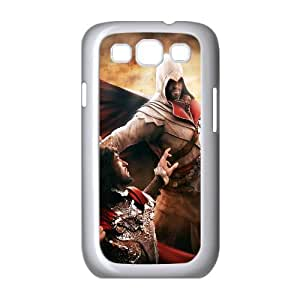 Assassins Creed Game Samsung Galaxy S3 9 Cell Phone Case White Customize Toy zhm004-3924112