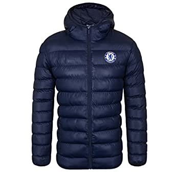 Amazon.com: Chelsea FC Official Soccer Gift Mens Quilted