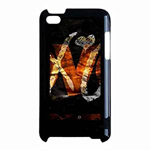 Rerto The Weeknd XO Logo Phone Funda,The Weeknd XO Phone Funda Cover For IPod Touch 4th,IPod Touch 4th Funda Black The Weeknd XO Funda Cover