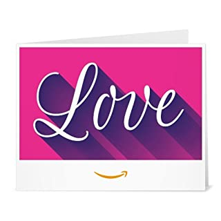 Amazon Gift Card - Print - Love (B079GNXRVY) | Amazon price tracker / tracking, Amazon price history charts, Amazon price watches, Amazon price drop alerts