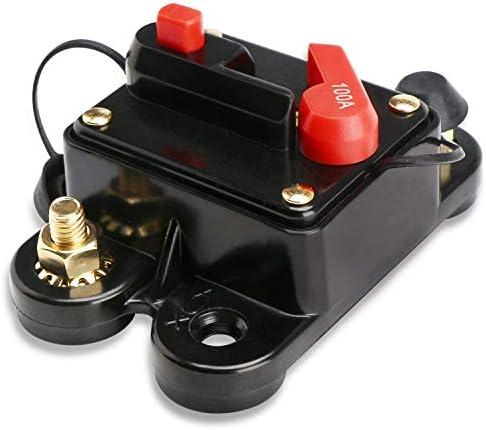 Circuit Breaker 30 AMP Waterproof Resetable Anchor Winch// Truck Circuit Breaker