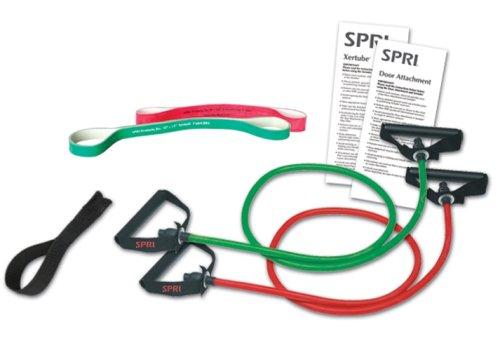 SPRI Resistance Tube Band Pack