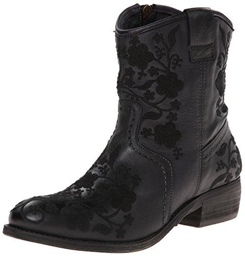 Taos Women's Privilege Western Boot,Black,37 EU/6-6.5 M US