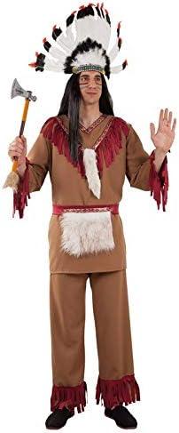 DISBACANAL Disfraz de Indio para Hombre - -, XL: Amazon.es ...