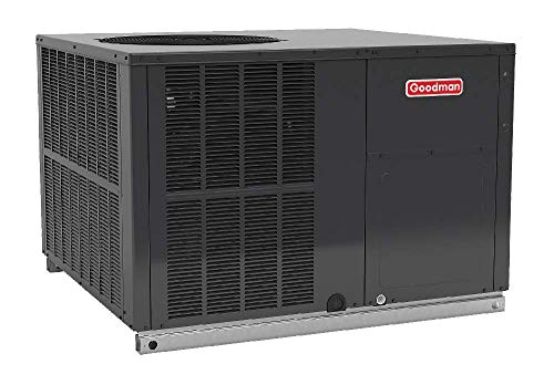 - Goodman 3.5 Ton 14 Seer 100,000 Btu 80% Afue Dual Fuel Package Heat Pump - GPD1442100M41